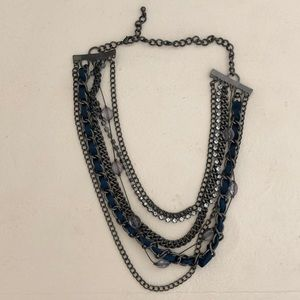 New York and Company Multi-layer necklace